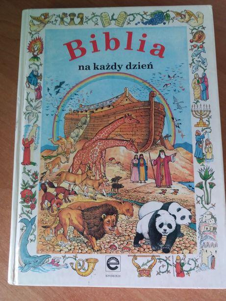 """""""Biblia na każdy dzień"""""""