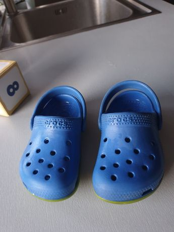 Crocsy c  6 7 rozmiar 21-22