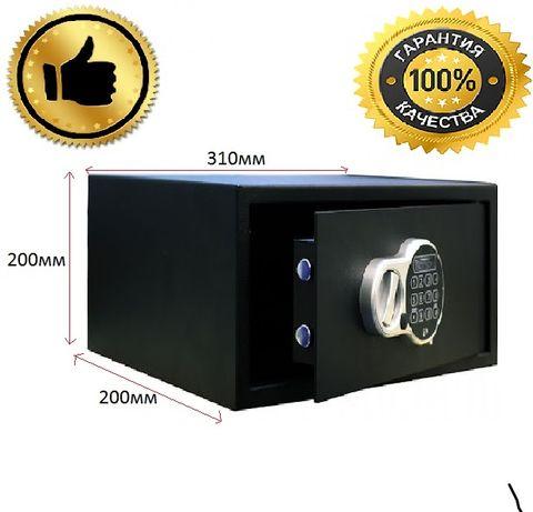 Качественный сейф с электронным замком. Отправляем наложенным платежом