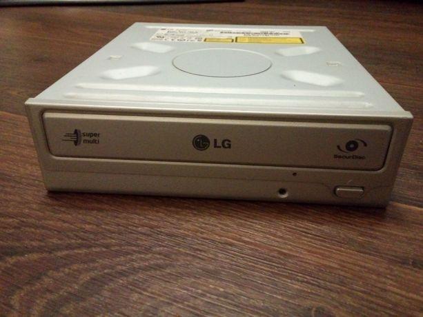 Привод оптических дисков LG DVD+RW/DVD-RW/DVD-RAM + Шлейф!