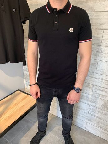 Мужское поло moncler ,мужская одежда ; футболка Moncler