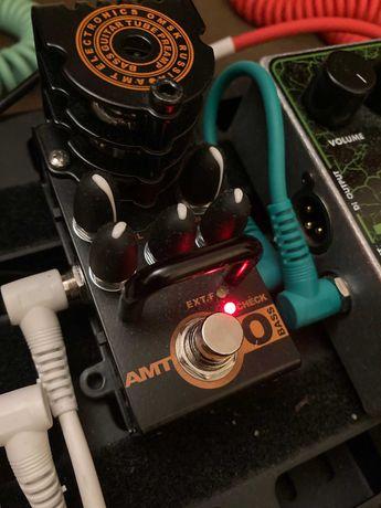 AMT Bricks O-Bass - Lampowy preamp do gitary basowej