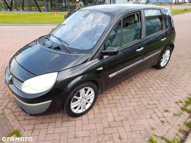 Renault Megane Scenic 2.0 B automat klima 2004