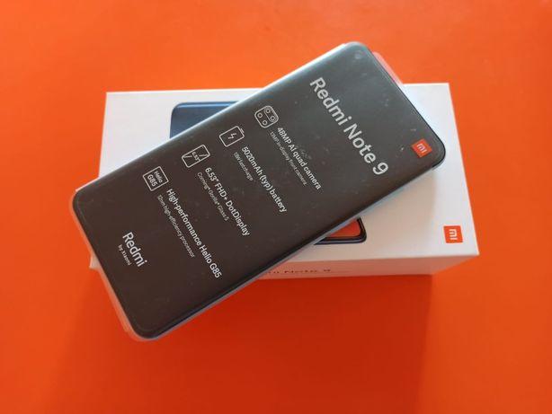 Xiaomi Redmi Note 9 4/128 - NOWY - 4tel