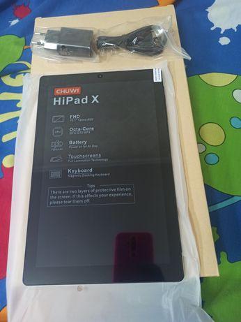 Планшет Chuwi HiPad X, IPS, 4/128Gb, 4G, 8 ядер, 10 андроид