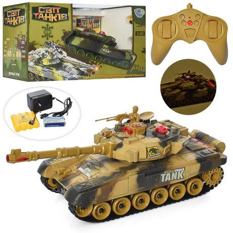 Танк 5524 на Р/У