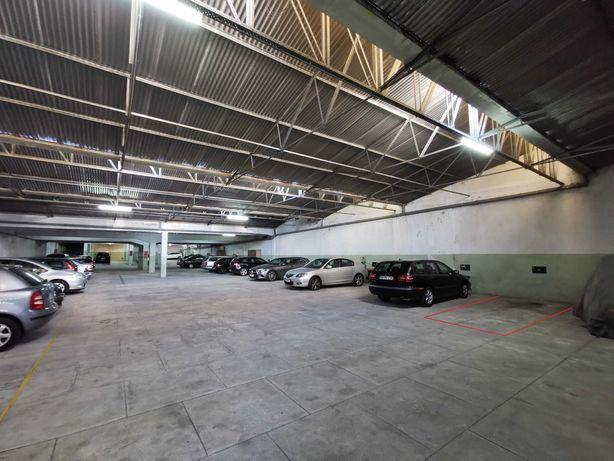 Garagem para Alugar