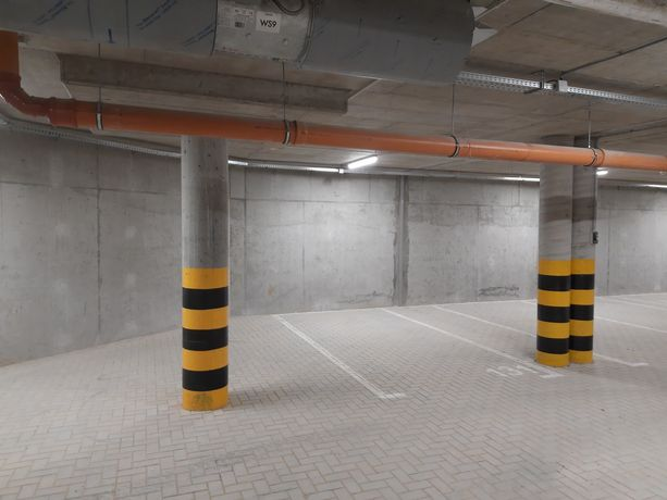Miejsce postojowe w garażu podziemnym ul. Koralowa