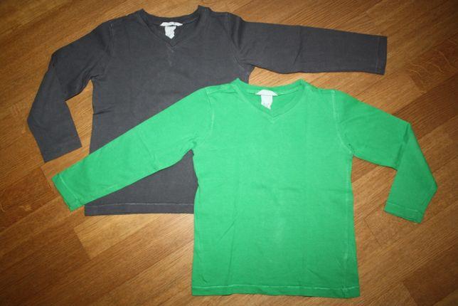 Zestaw dwóch bluzek H&M rozm. 98/104