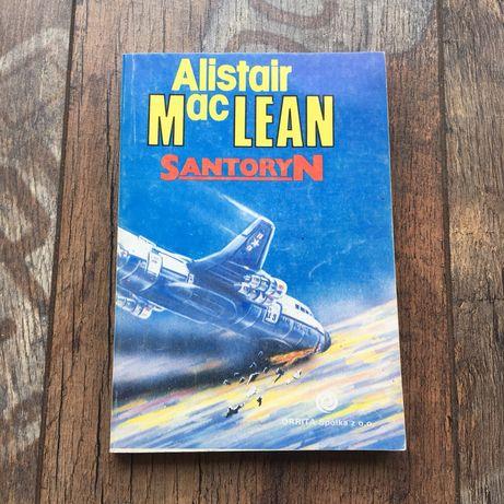 Alistair MacLean Santoryn