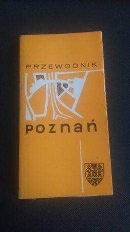 Przewodnik Poznań -1972 rok - Jaśkowiak