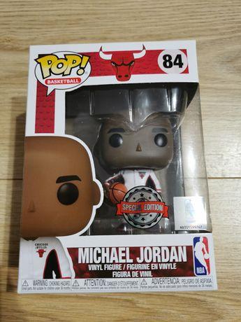 NOWA figurka Funko Pop! Vinyl Michael Jordan #84 white Chicago Bulls