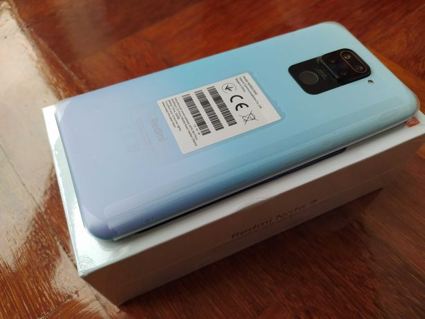 Xiaomi Redmi Note 9 SELADO