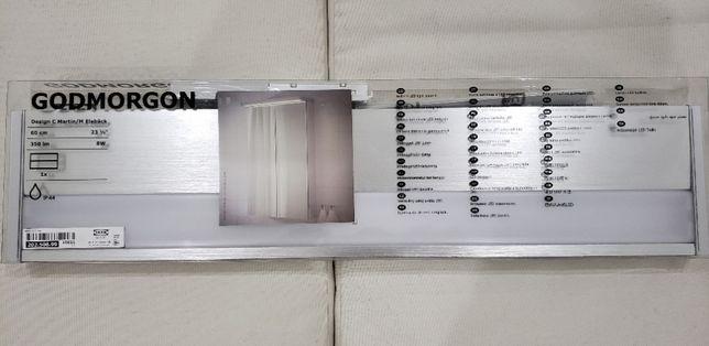 Iluminação LED p/armário/parede GODMORGON
