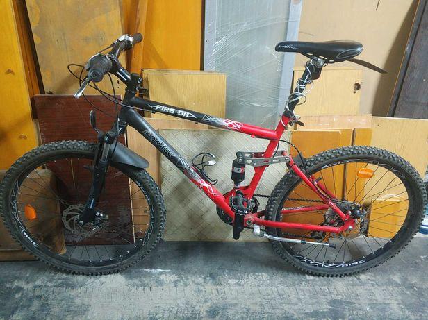 Горный велосипед двухподвес Active fire dh (Germany) gt