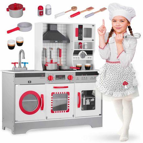 ХИТ! Детская кухня для детей деревянная, дитяча ігрова, игрушечная