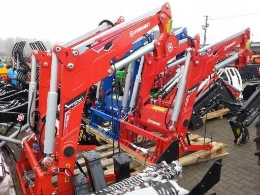 Ładowacz czołowy Metal Fach Technik X-Treme  HYDRAMET Ciągnika Montaż