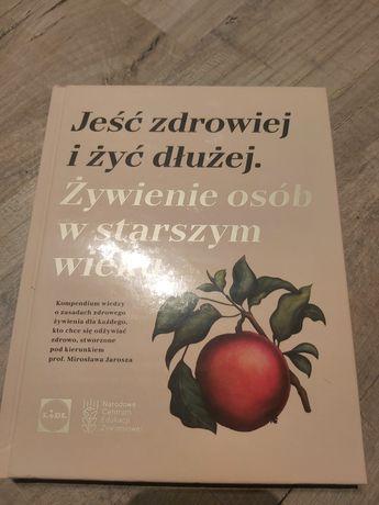 """Książka Lidl """"Jeść zdrowiej i żyć dłużej"""""""