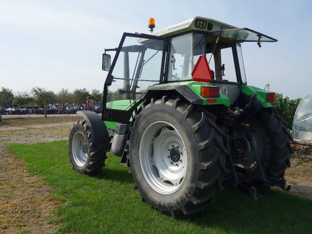 Ciągnik Deutz Fahr Agrostar 6.11 4x4 100 KM