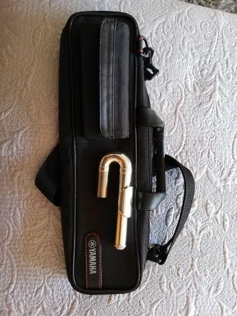 Cabeça Curva para Flauta Transversal