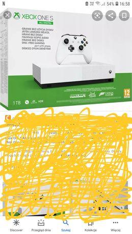 Sprzedam x box one S 1T