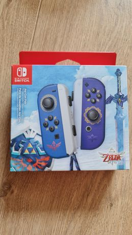 Kontrolery Joy Con Nintendo Switch Zelda Limited