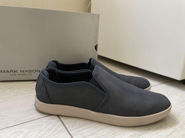 Мужские туфли мокасины Mark Nason /29,5 см