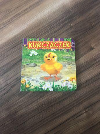 """Książka dla dzieci """" Kurczaczek """""""
