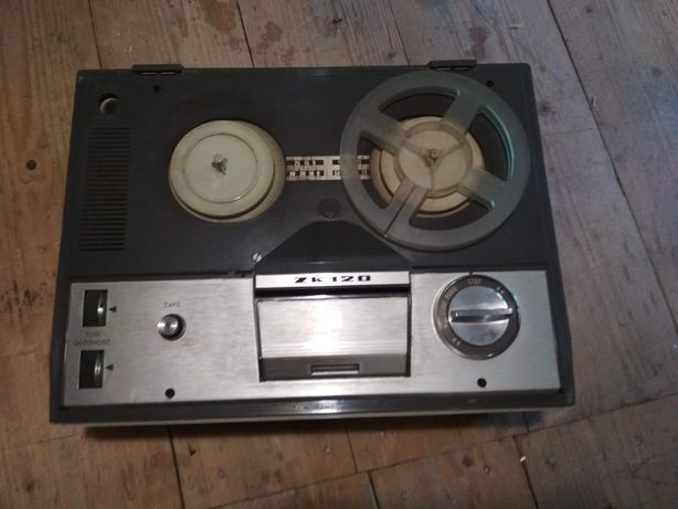 Magnetofon szpulowy ZK120