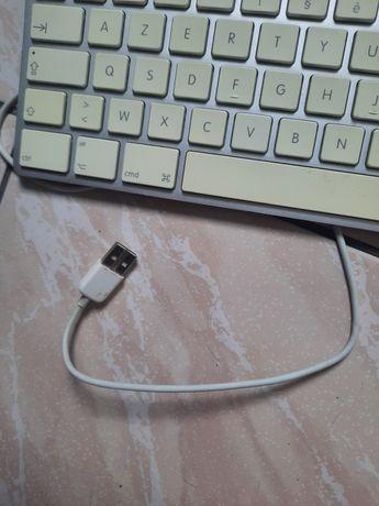 Klawiatura AZERTY Apple zewnętrzna USB