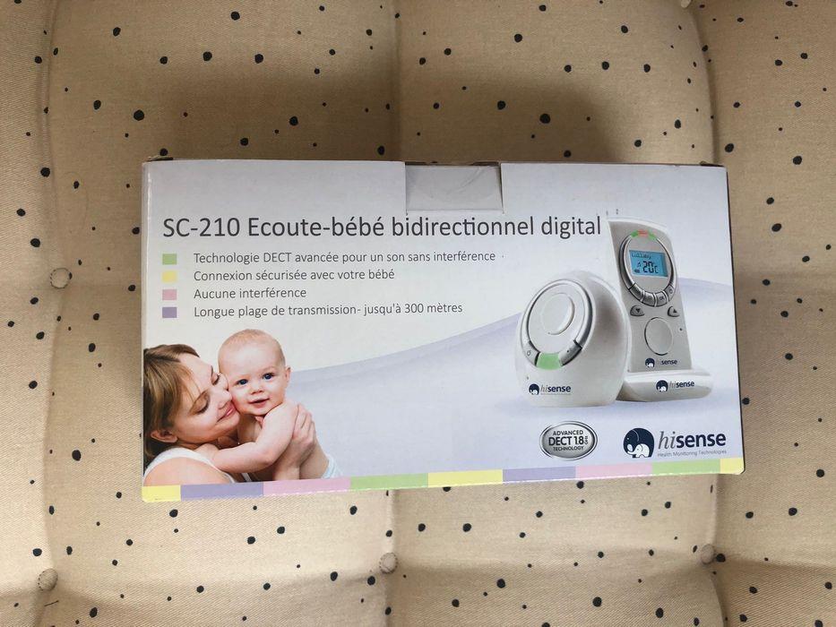Niania elektroniczna Babysense SC-210 Tarnów - image 1