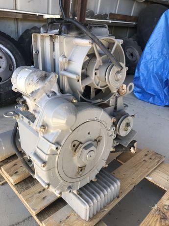 Silnik Nowy Kubota 2 cylindrowy Ładowarka agregat