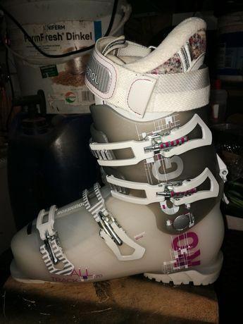 Rossignol Flex80 buty narciarskie kask gogle zestaw okazja