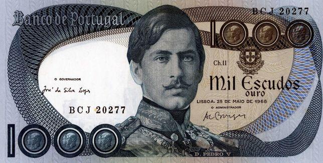 NOTA de 1.000$00