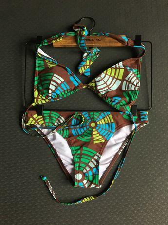 Strój / Kostium kąpielowy, bikini ROXY nowy S / Boho
