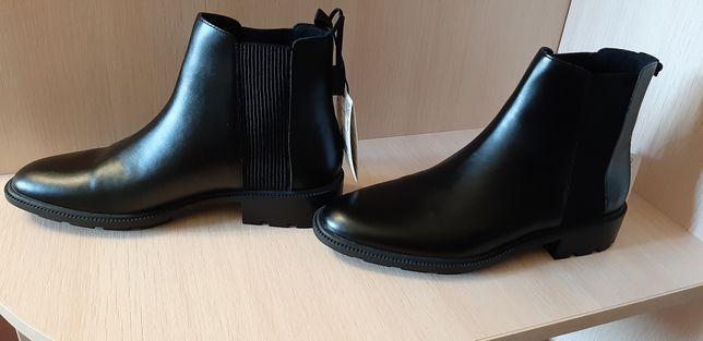 ZARA новые ботинки, 36 размер