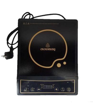 Новая индукционная плита Crownberg / 2000Вт плитка электроплита печь