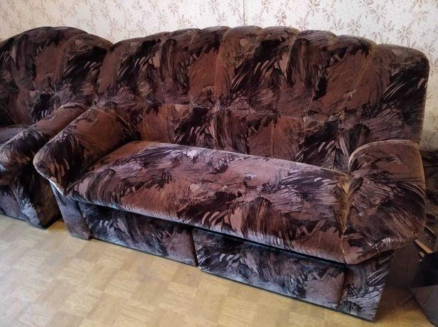 Fotel sofa nierozkładana