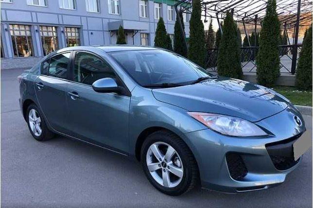 Mazda 3 Touring 2012