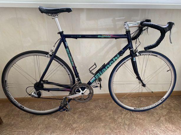 Шоссейный велосипед Bianchi Mega Pro Aluminium 7005 (ЕТТ 58 см)