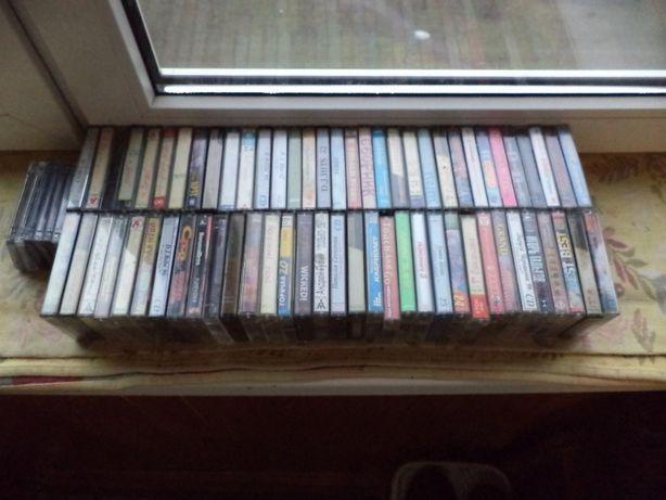Аудиокасcеты 76 штук.