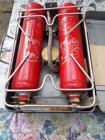 Портатиная газовая плита. Новая.