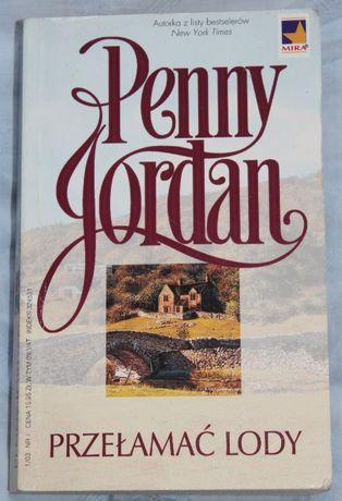"""Penny Jordan """" Przełamać lody"""""""
