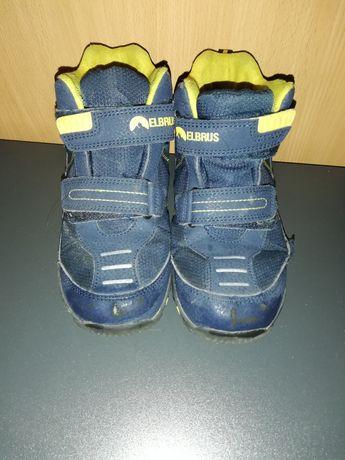 Buty zimowe dziecięce rozmiar 33