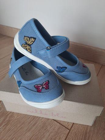 Buty dziecięce Nelli blu