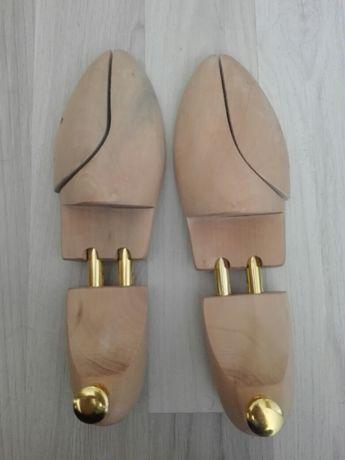 Drewniane prawidła do butów rozmiar 43-44