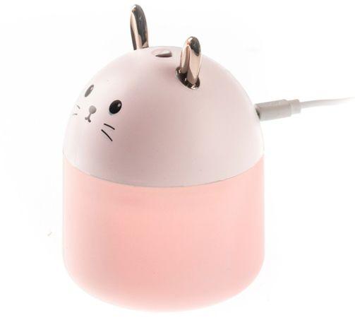 Увлажнитель воздуха котик Humidifier Meng Chong USB ультразвуковой