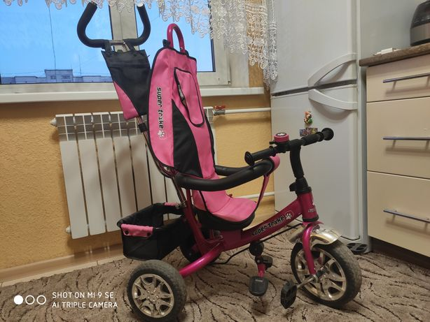 Дитячий велосипед / детский велосипед / трёхколёсный велосипед
