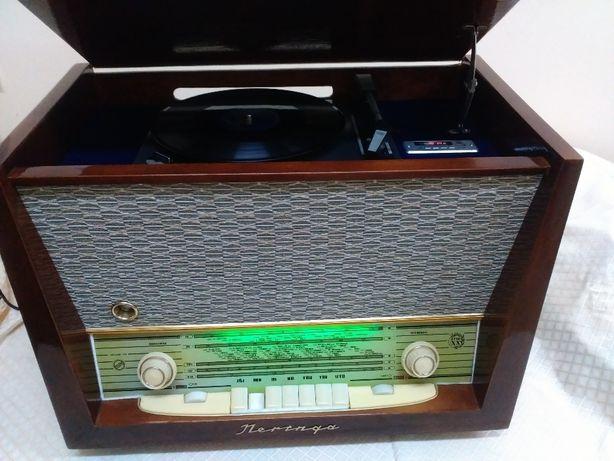 Радиола ламповая реставрация ремонт