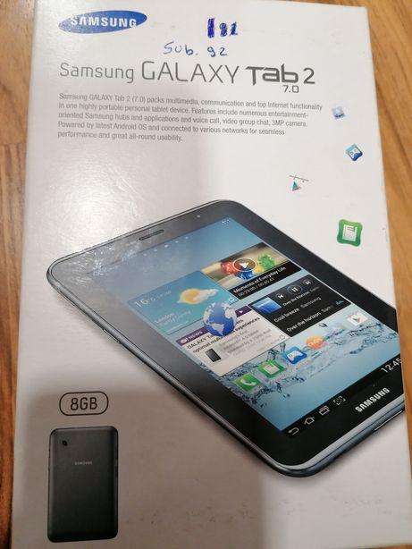 Tablet Samsung Galaxy Tab 2 7'' P3100